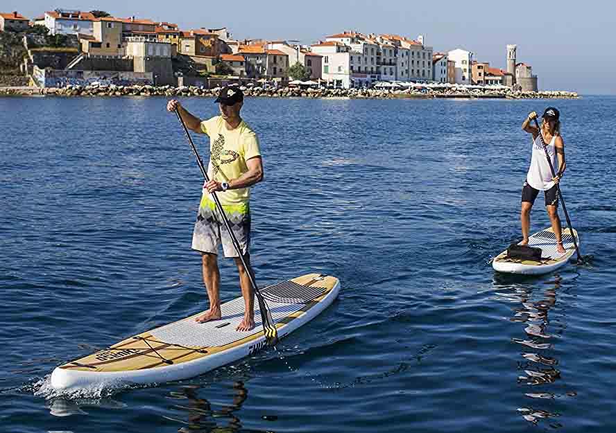 Los 5 mejores remos de paddle surf de carbono de 2019