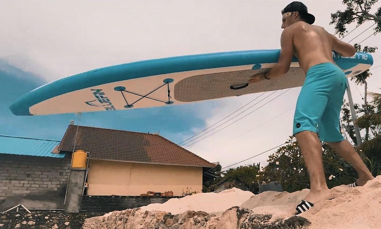 8 consejos fáciles para cuidar tu tabla de paddle surf