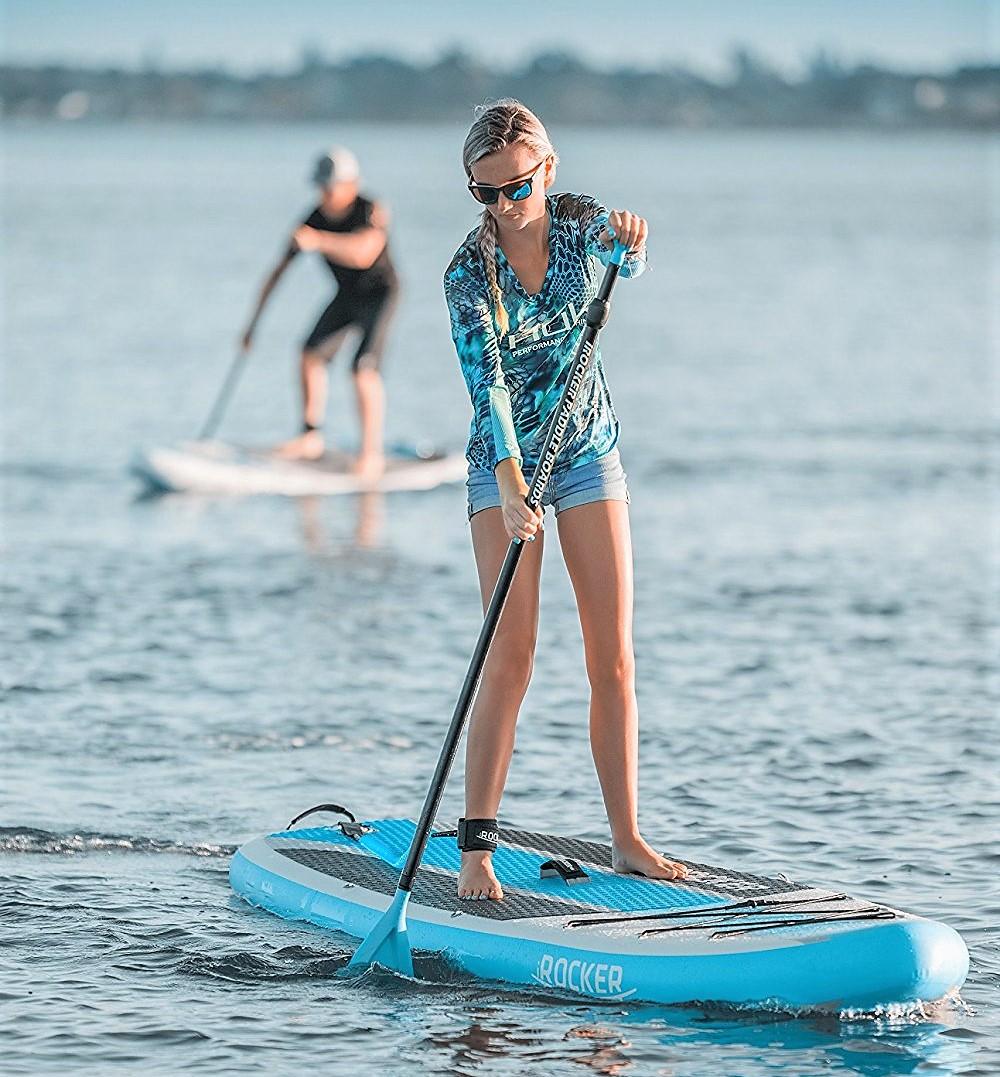 Aprende a ajustar la altura de tu remo de paddle surf correctamente