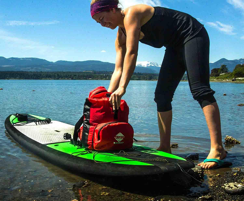 Las 6 mejores bolsas estancas para paddle surf de 2019