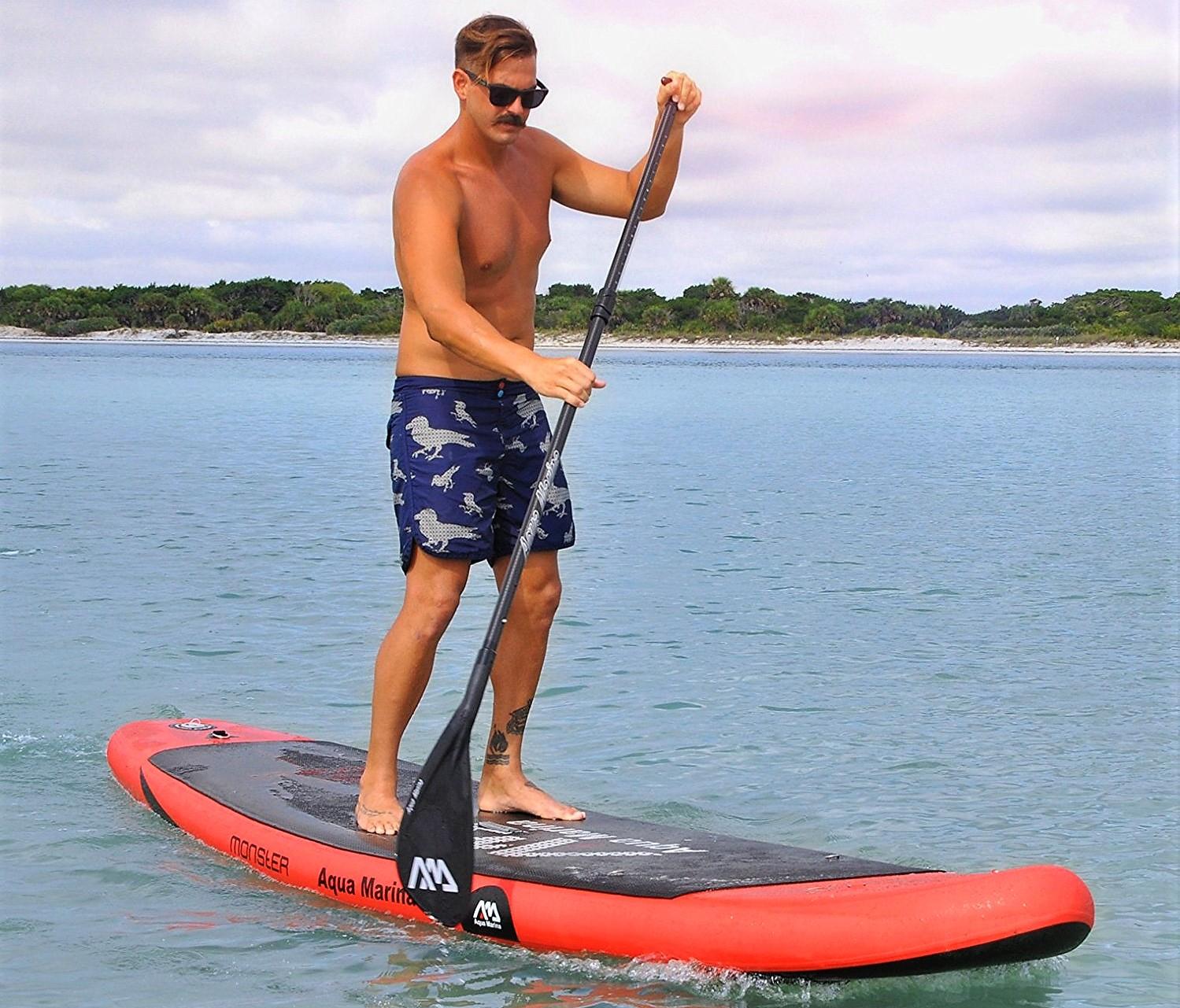 ¿Sabes cuál es el mejor material para tu remo de paddle surf?