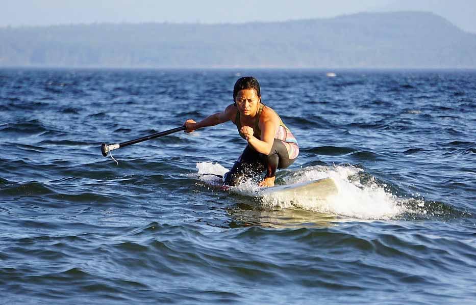 5 consejos para aprovechar el viento a tu favor en paddle surf