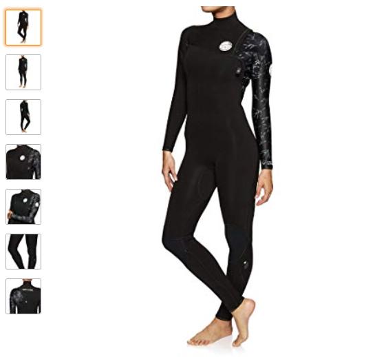 67e2f87dd30 El MEJOR traje de neopreno de paddle surf para mujer de 2018