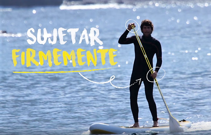 Consejos de paddle surf