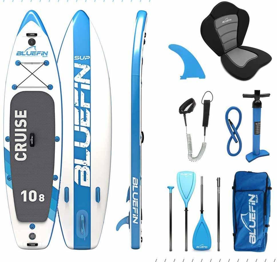 Mejores tablas de paddle surf hinchables