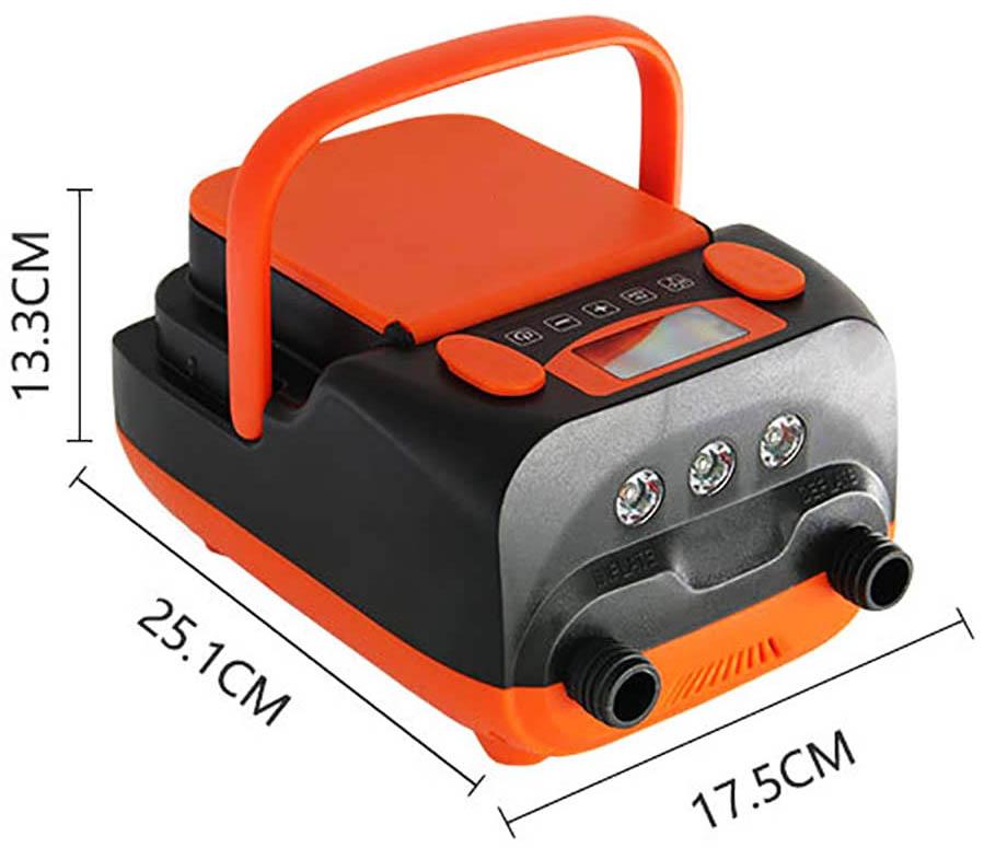 Mejores hinchadores eléctricos para tabla de SUP